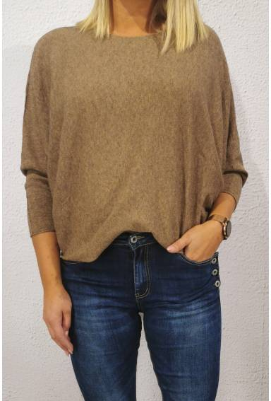 Molly Sweater Brown