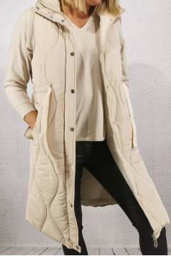 5012 West quilted Creme