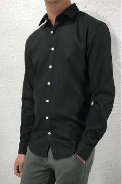 Paris Shirt Black